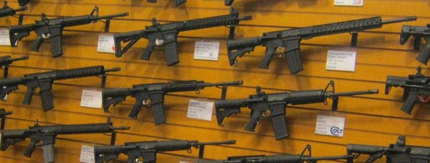Black rifles